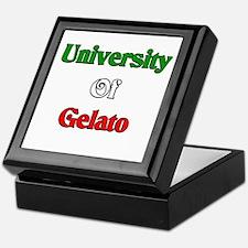 University of Gelato Keepsake Box