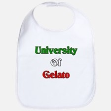 University of Gelato Bib