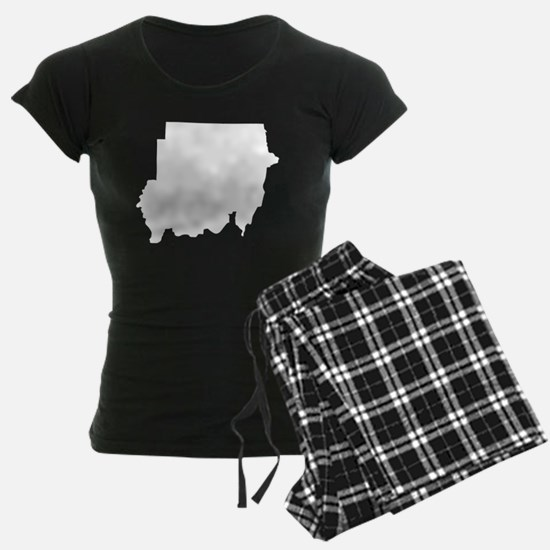 Sudan Silhouette Pajamas