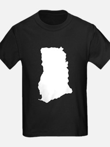 Ghana Silhouette T-Shirt