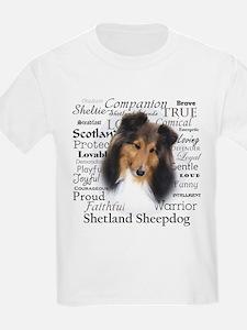 Unique Sheltie T-Shirt