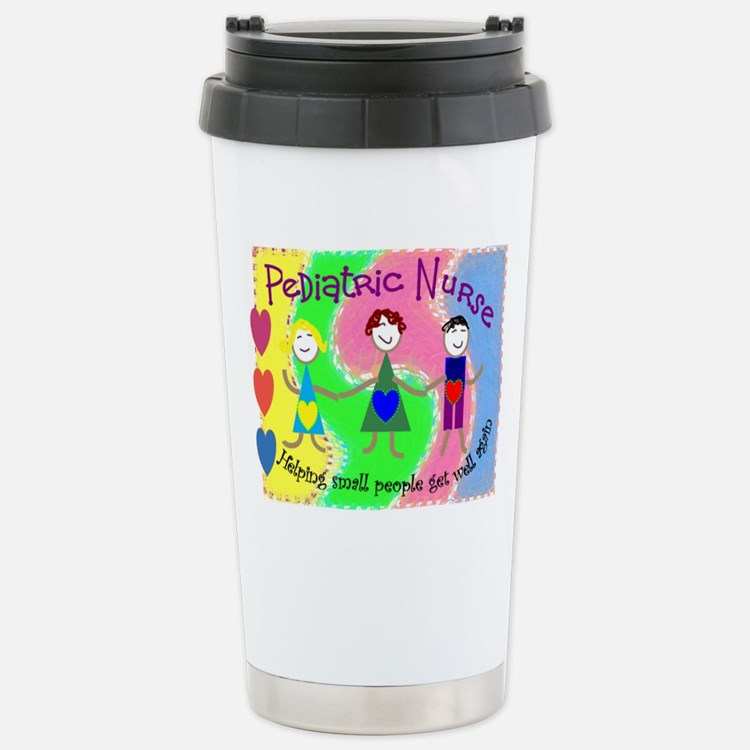 Cute Pediatric Travel Mug