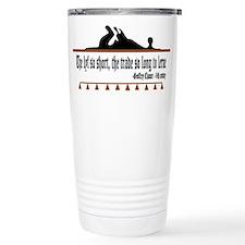Cute Geoffrey Travel Mug