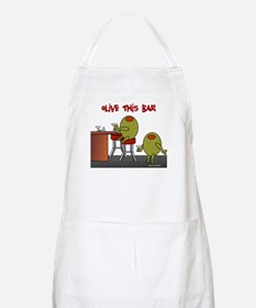 Olive This Bar BBQ Apron