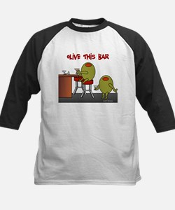 Olive This Bar Tee