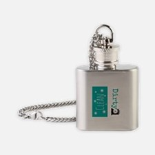 Clean Dirty Flask Necklace
