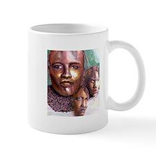 3 Faces of Africa Mug