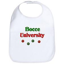 Bocce University Bib