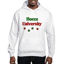 Bocce University Hoodie