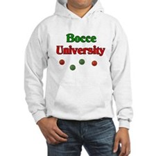 Bocce University Jumper Hoody
