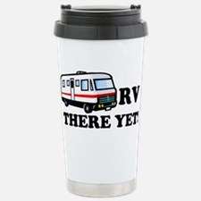 Cute Trailer park Travel Mug