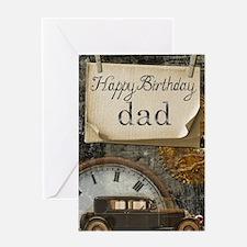 Groundhog birthday Greeting Card