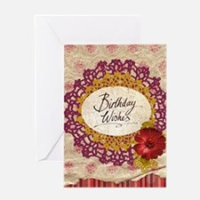 Cool Groundhog birthday Greeting Card