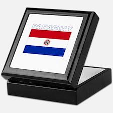 Paraguay Keepsake Box