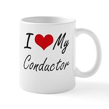 I love my Conductor Mugs