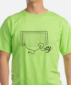 Cute Soccer goalie T-Shirt