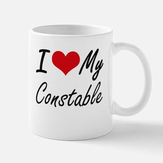 I love my Constable Mugs