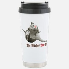 Cool Pit bull Travel Mug