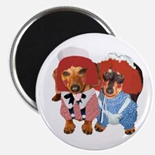 Raggedy Ann & Andy Doxies Magnet