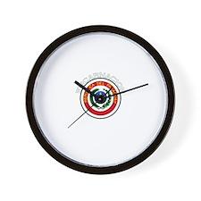 Encarnacion, Paraguay Wall Clock