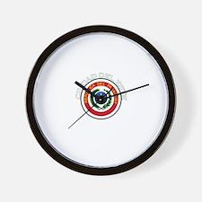 Ciudad del Este, Paraguay Wall Clock