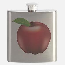 Cute Apple Flask
