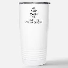 Cute Design Thermos Mug