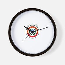 Asuncion, Paraguay Wall Clock