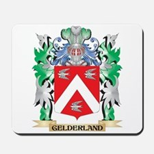 Gelderland Coat of Arms (Family Crest) Mousepad