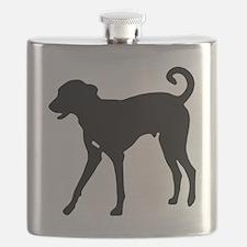 Cool Bull snake Flask
