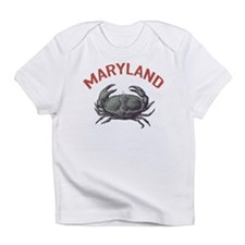 Maryland Crab Infant T-Shirt