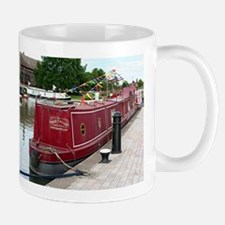 Barge art gallery, Stratford, England Mugs