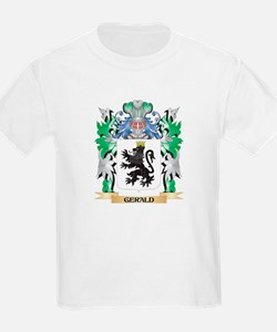Gerald Coat of Arms (Family Crest) T-Shirt