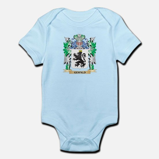 Gerald Coat of Arms (Family Crest) Body Suit