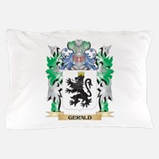 Gerald Coat of Arms (Family Crest) Pillow Case
