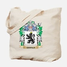 Gerald Coat of Arms (Family Crest) Tote Bag