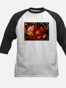 Christmas Bear. Baseball Jersey