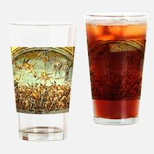 Satanism Drinking Glass