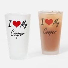 I love my Cooper Drinking Glass