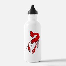 Cute Crayfish Water Bottle