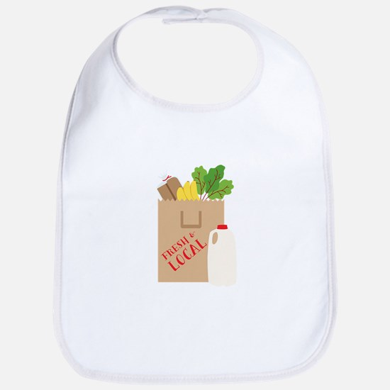 Fresh Local Bib