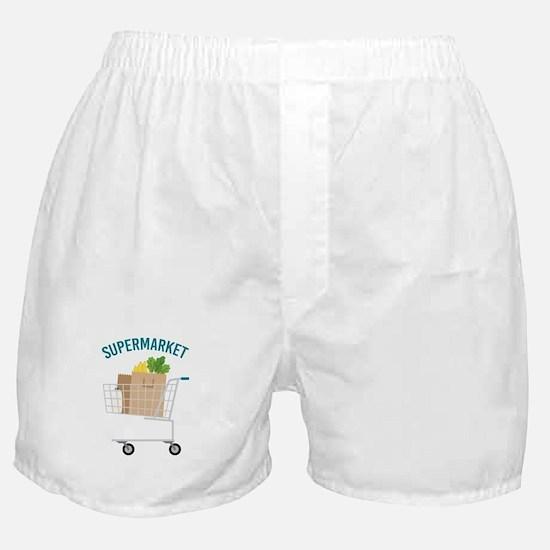 Supermarket Boxer Shorts