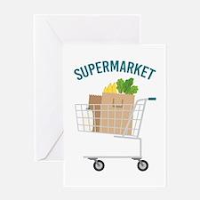 Supermarket Greeting Cards
