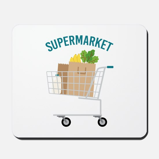 Supermarket Mousepad