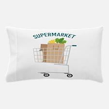 Supermarket Pillow Case