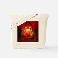 Unique Pagan fish Tote Bag