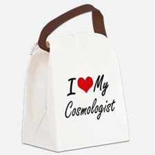 I love my Cosmologist Canvas Lunch Bag