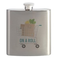 On A Roll Flask