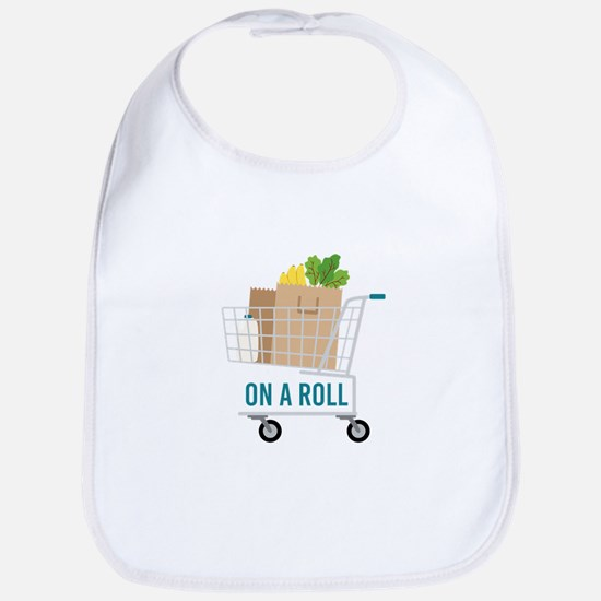 On A Roll Bib