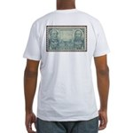 Robert E Lee & Stonewall Jackson Fitted T-Shirt